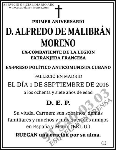 Alfredo de Malibrán Moreno